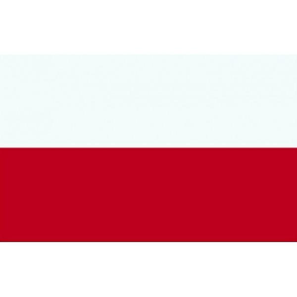 Флаг Полша, различни размери