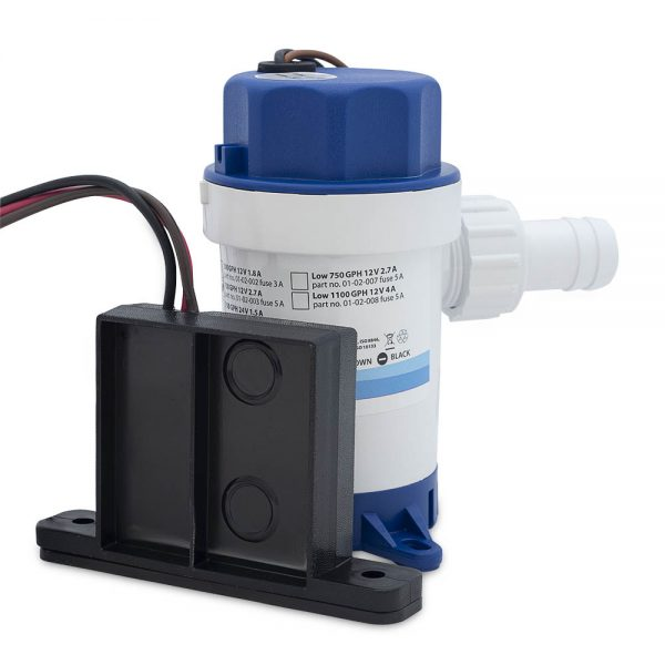 Автоматична осушителна помпа 750GPH Digital 12V