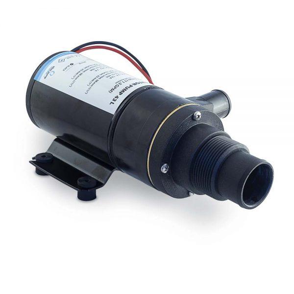 Масераторна помпа43L (11,5 GPM) 24V