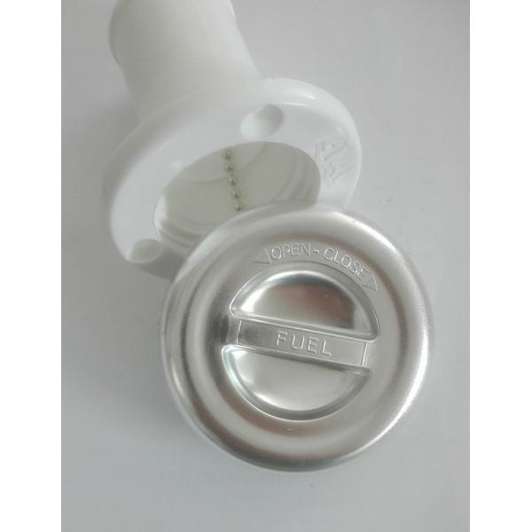 Пластмасова гърловина (гориво)