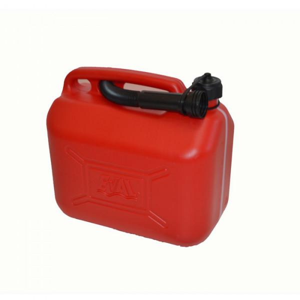 Туба за гориво с фуния, 5-20 л