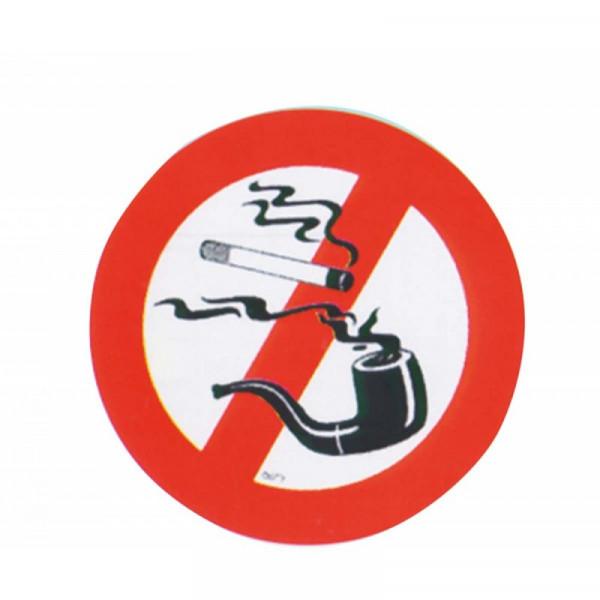 3D стикер, No smoking