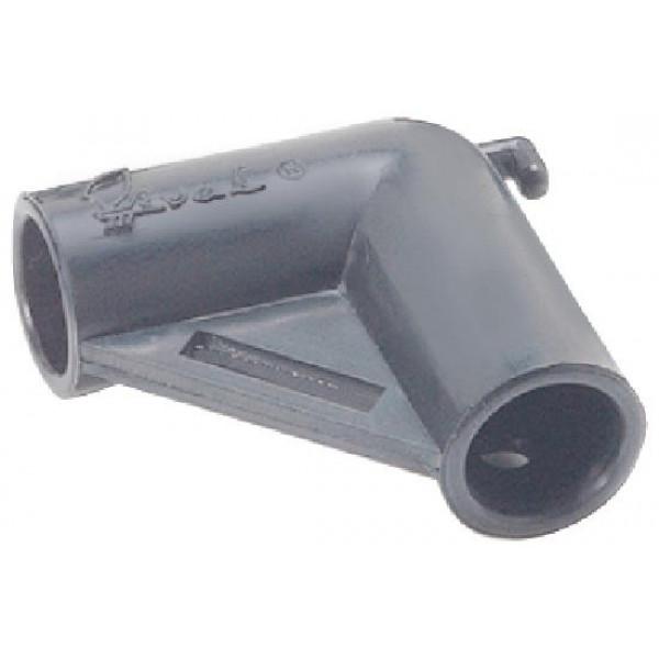 Ъглов крепеж за тента PVC, Ø 22