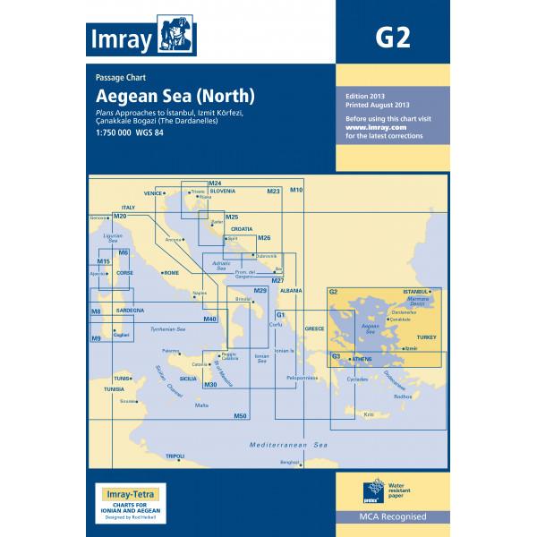 G2 Северно Егейско море
