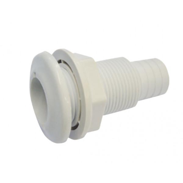 Проходник PVC с невъзвратен клапан