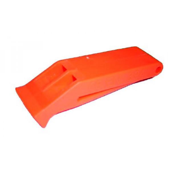 Свирка за спасителна жилетка, оранжева