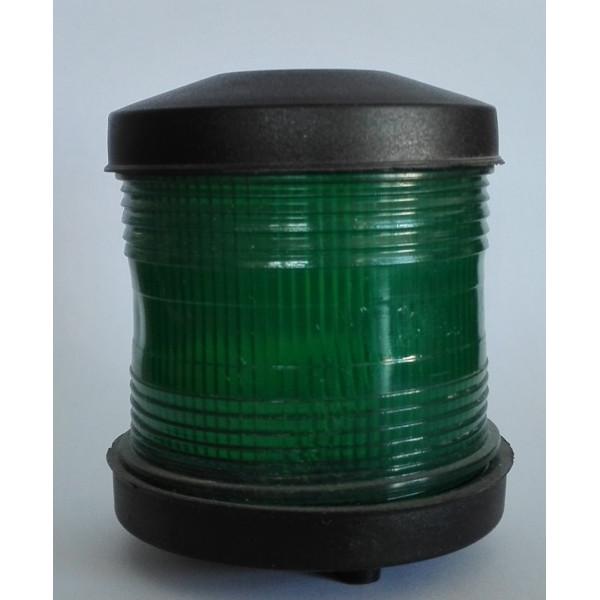 Светлина кръгововидима, зелена