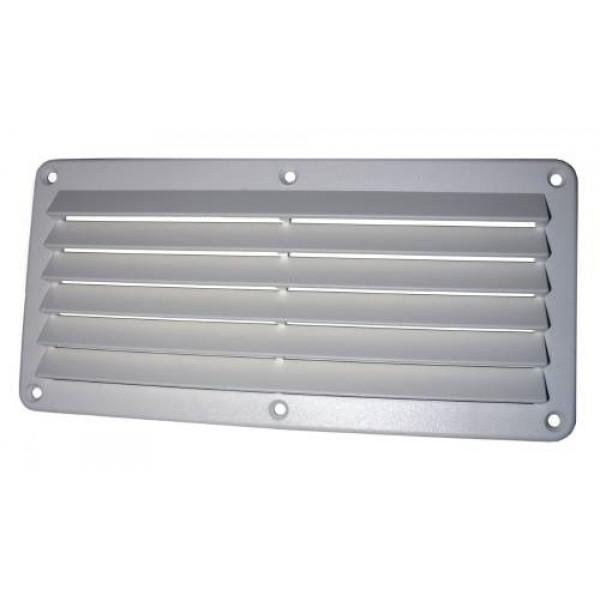 Вентилационна решетка, 260х127, ABS