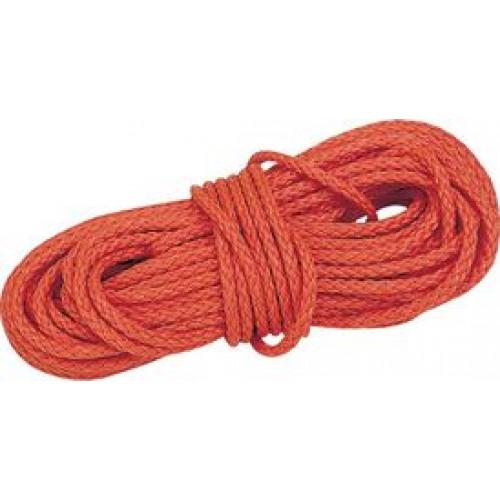 Въже плаващо, оранжево, Ø 6-12 мм