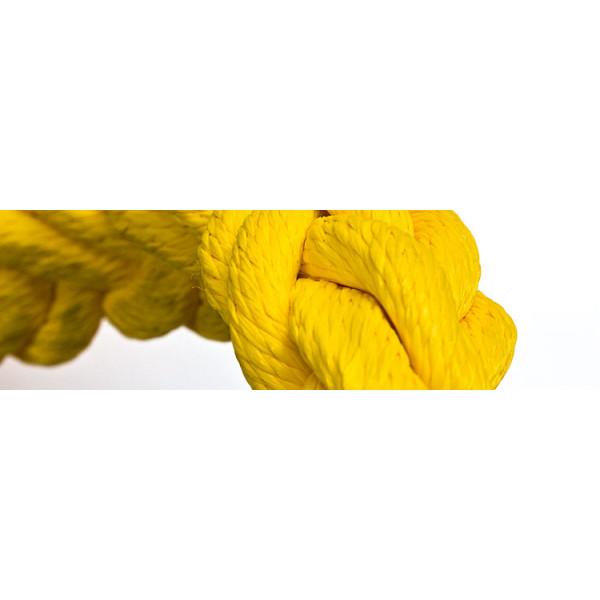 Въже GeoProp Ø 2/2.5/5 мм жълто