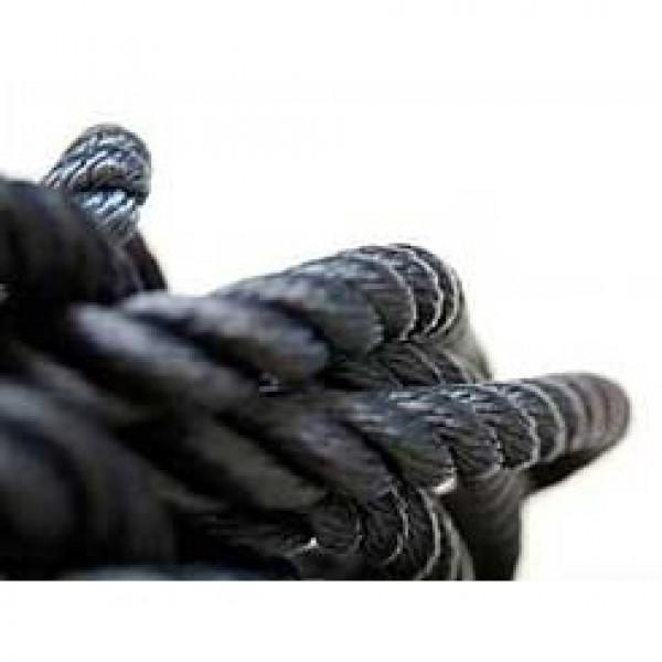 Въже Geotwist Ø10 и Ø12 мм, черно