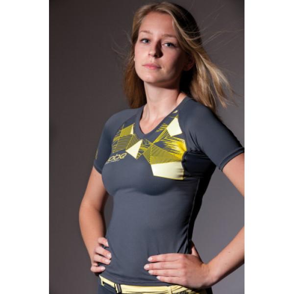 Тениска Rash Guard Future Grey