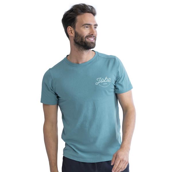 Тениска мъжка Vintage Teal, Jobe размер L