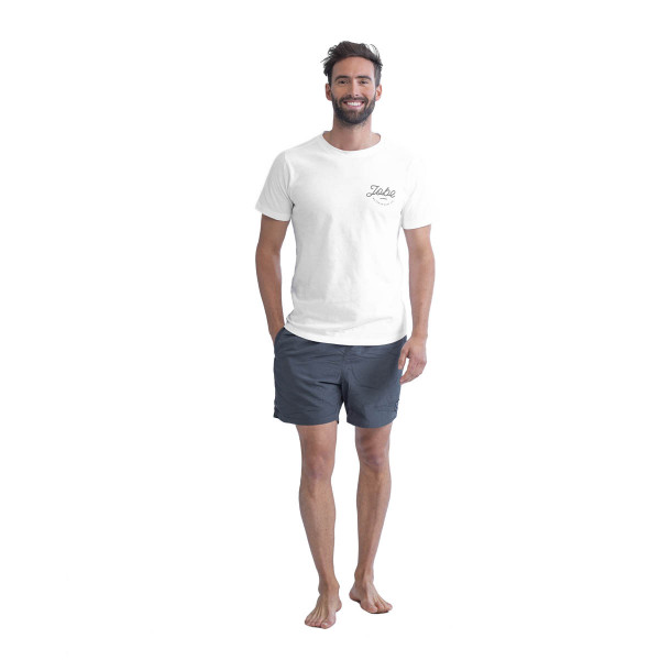 Тениска мъжка White, Jobe размер L