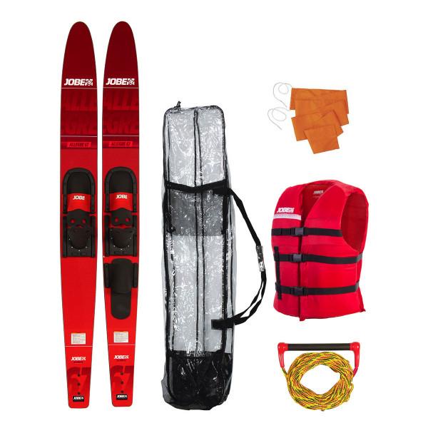 Allegre Combo Skis Pack.