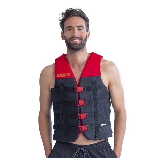 Жилетка Jobe Dual Life Vest Red