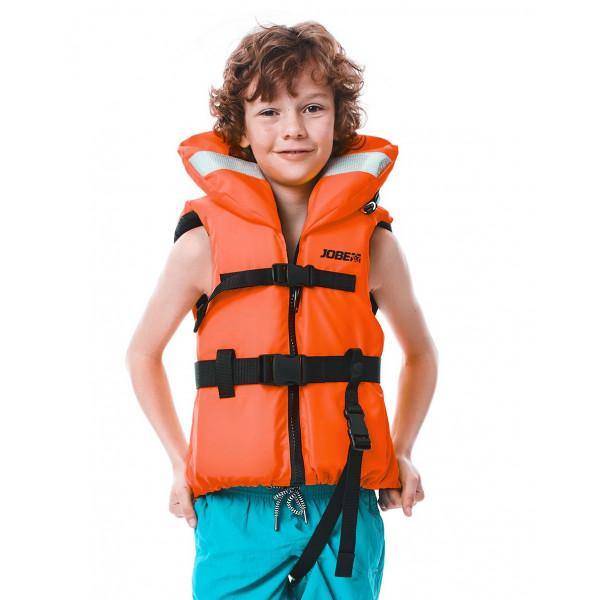Жилетка Jobe Comfort Boating Vest Kids, оранжева