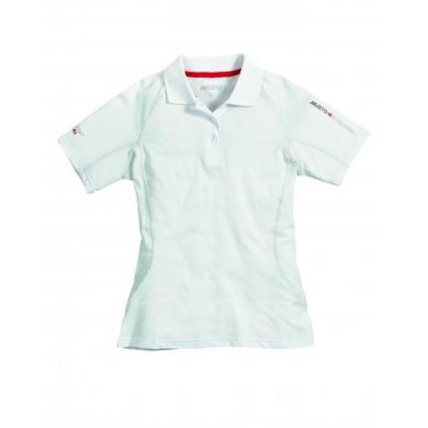 Тениска дамска SUNBLOCK POLO MUSTO бяла UK12,14