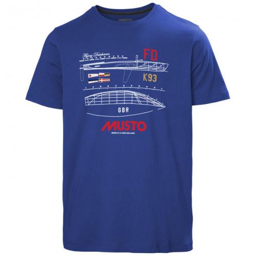 Тениска Flying Dutchman, синя
