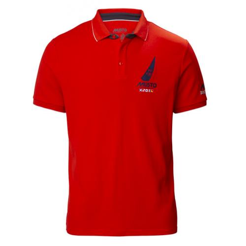 Тениска Sardinia червена, Musto