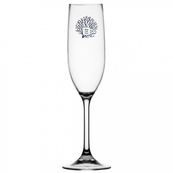 Чаша за шампанско LIVING, 6 бр