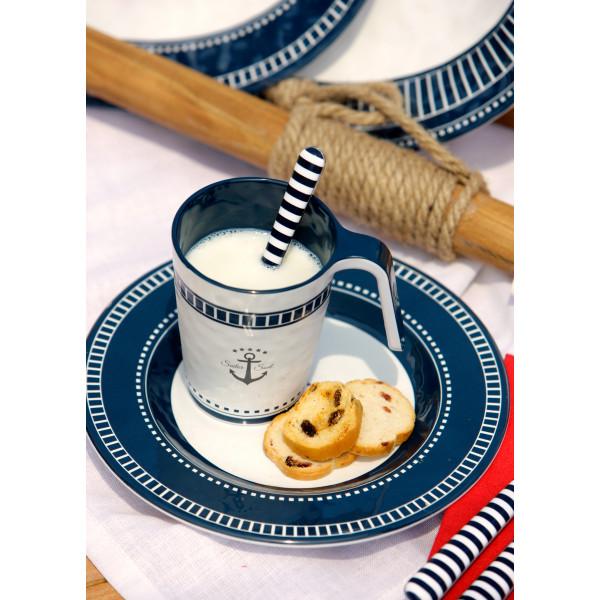 Десертна чиния SAILOR SOUL, 6 бр