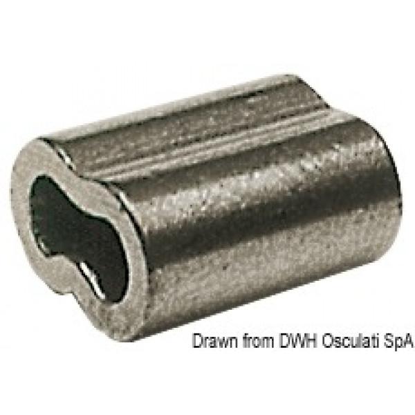 Медна запресовка, Ø2-8 мм