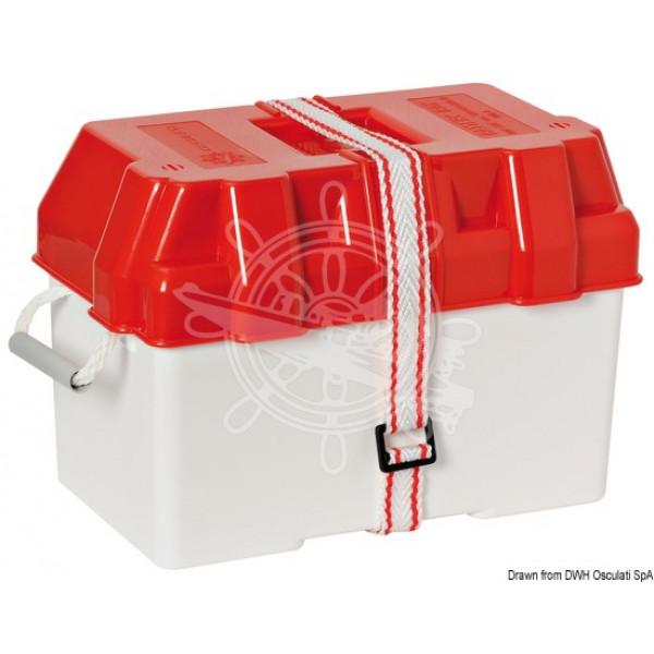 Кутия за акумулатор до 100 А/ч
