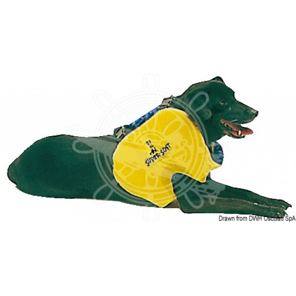 Спасителна жилетка за куче
