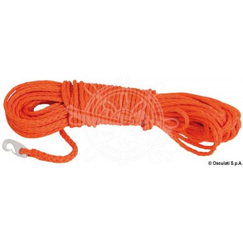 Плаващо въже Ø 6 мм, 30 м