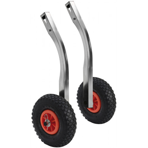 Транспортни колела за динги, 160 кг