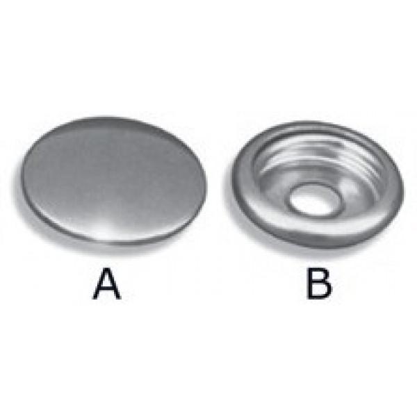 Капса неръждаема, A+B