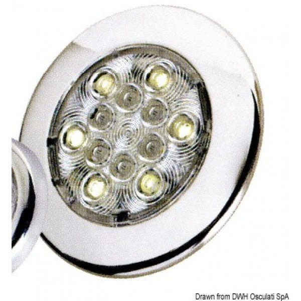 LED светлина, Ø 100