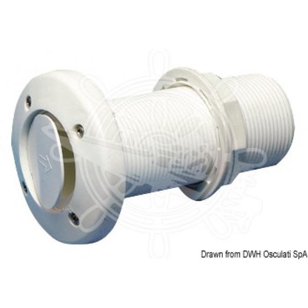 Проходник PVC с клапан