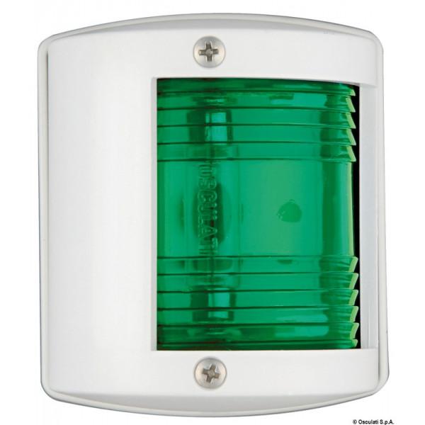 Utility 77 светлина 112,5 ° зелена, десен борд