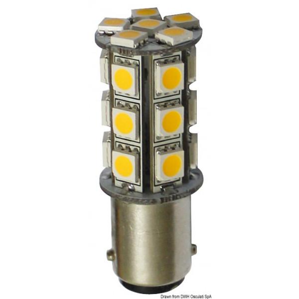 LED крушка, 12/24V, 3.6W