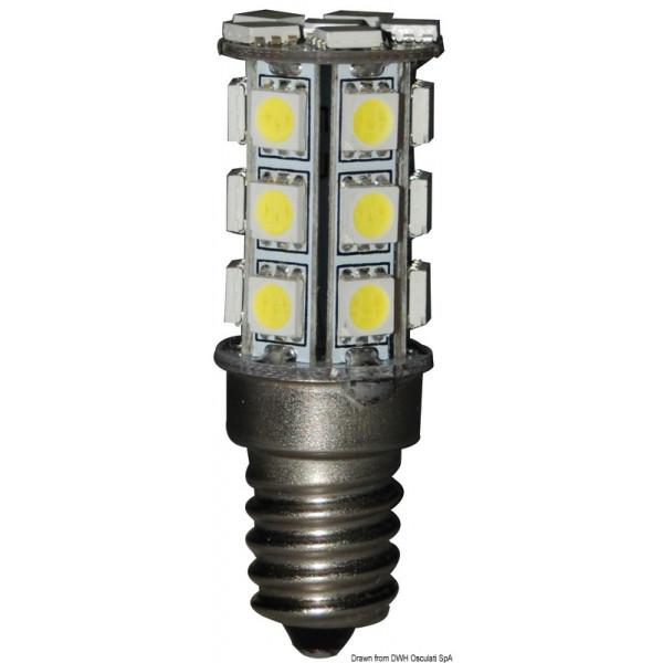 LED SMD крушка с E14 връзка