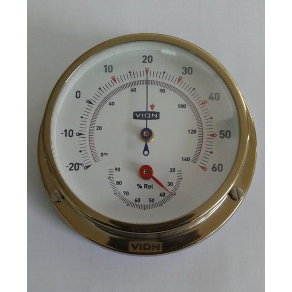 Хигрометър/термометър Vion A 80 Gold