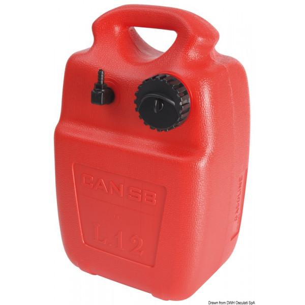 Резервоар за гориво Eltex, 22 л