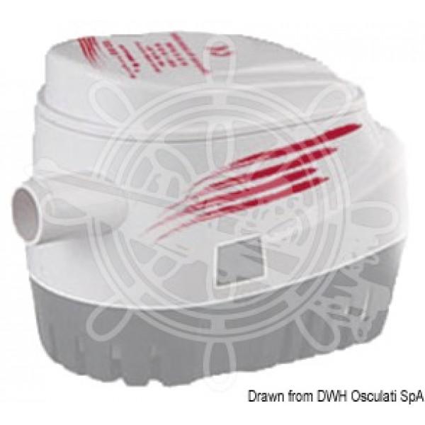 Автоматична осушителна помпа, 12V 38 л/мин