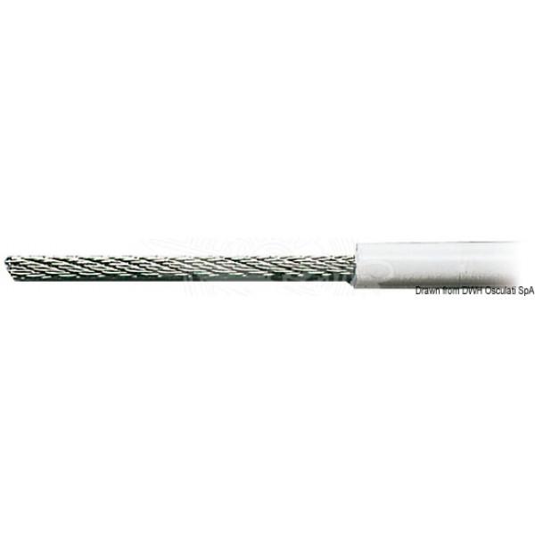 Проволка 1х19, с PVC покритие