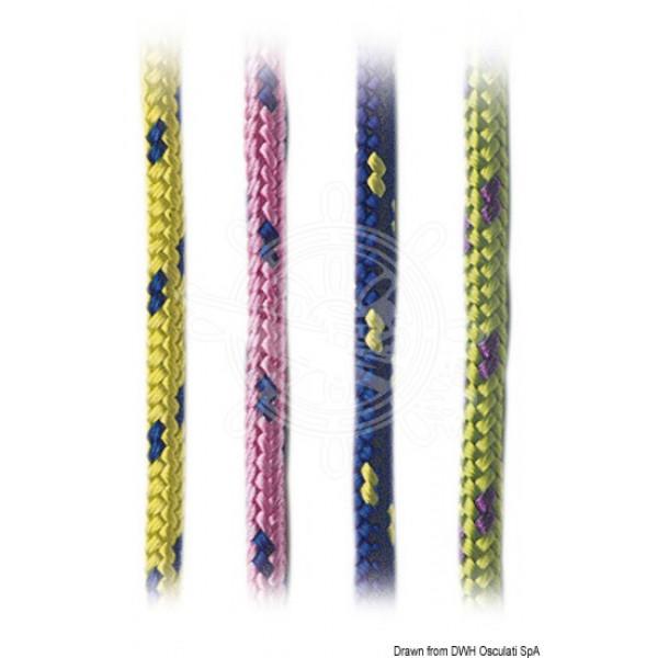Въже полиестер, Ø 3 - Ø 5 мм