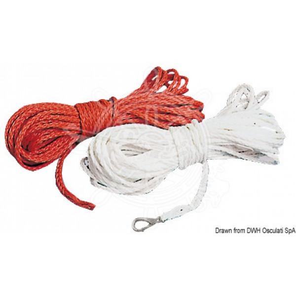Плаващо въже Ø 8 мм, 30 м