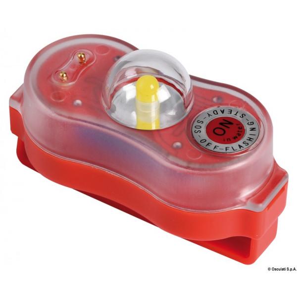 Автоматична лампа за спасителни жилетки