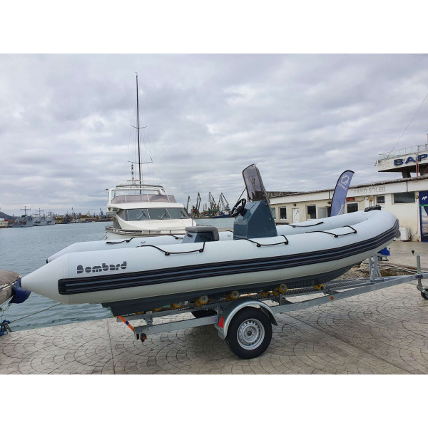 Риб лодка Bombard Explorer 600