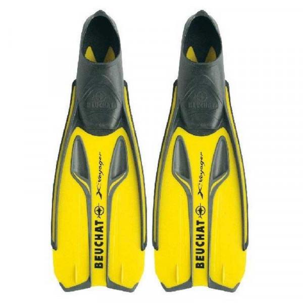 Плавници Voyager, жълти