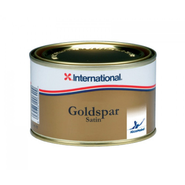 Лак Goldspar Satin, 0.375 l